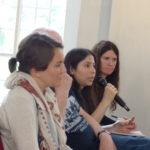 Bild des Publikums beim Vortrag von Cecilia Medina Quiroga
