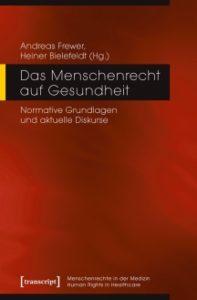 """Coverbild zum Werk """"Das Menschenrecht auf Gesundheit"""""""