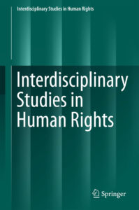 "Coverbild der Reihe ""Interdisciplinary Studies in Human Rights"""