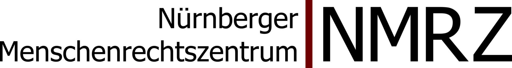 Logo des Nürnberger Menschenrechtszentrums und Link zu deren Homepage