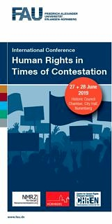 "Zum Artikel ""International Conference 2019: Human Rights in Times of Contestation"""