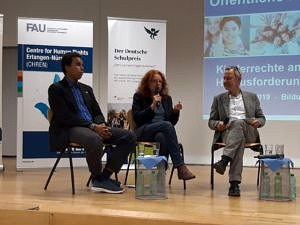 Panel Kinderrechtstagung